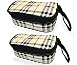 SNDIA Multipurpose Travel Pouch Toiletry Cosmetic Makeup...