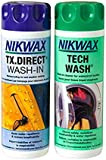 Nikwax Tech Wash and TX.Direct Wash-In Twin Pack - 1000 ml