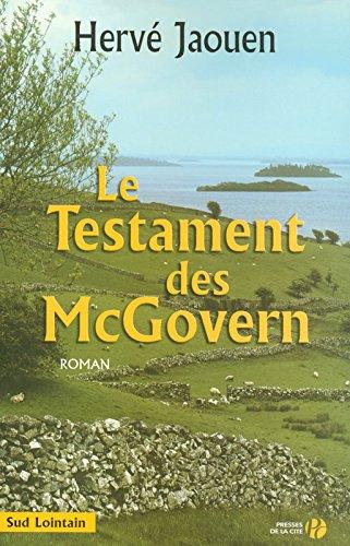 Le testament des McGovern : roman