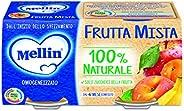 Mellin Omogeneizzato di Frutta Mista 100% Naturale – 24 Vasetti 100 gr
