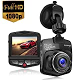 Upgraded Dash Cam Car Camera 1080P FHD Car DVR Dashboard Camera Video Recorder