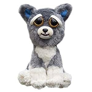 Feisty Pets FP-DOG - Peluche a forma di cane, Sammy Suckerpunch