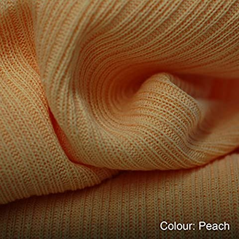 Knitted Jersey, Neotrims Ottoman Rib Fabric in 24 Stunning Colours.