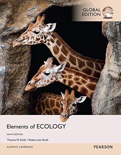 Elements of Ecology, Global Edition por Robert Leo Smith
