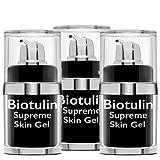 Biotulin - 3 x15 ml Supreme Skin Gel - Limitierte Edition!