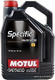 Motul Specific 5040050700(5L.)