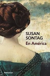 En América par Susan Sontag