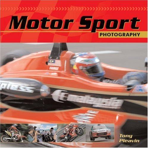 Motor Sport Photography by Tony Pleavin (2005-04-07)