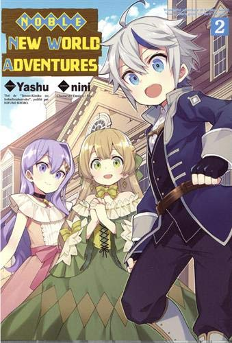 Noble New World Adventures Edition simple Tome 2