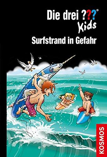 Die drei ??? Kids, 73, Surfstrand in Gefahr