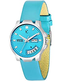 Youth Club LDD-009GRN New Sea Green Lady Day and Date Watch For Girls