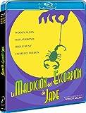 La Maldición Del Escorpión De Jade Bluray [Blu-ray]