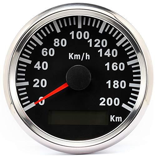 ELING Impermeable GPS Velocímetro Odómetro 200KM/H