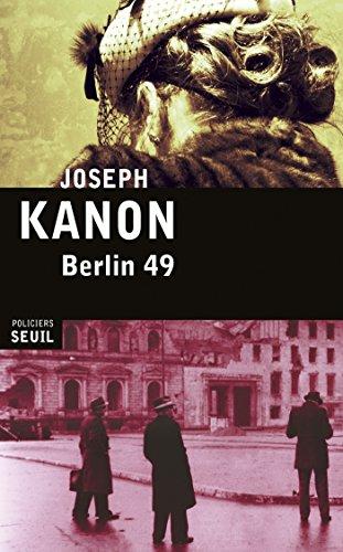 Berlin 49 (SEUIL POLICIERS)