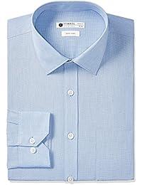 Symbol Men's Formal Fil a Fil Slim Fit Shirt