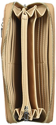Guess Swsc6421460, Borsa a Tracolla Donna, 2x10x21 cm (W x H x L) Arancione (Caramel)