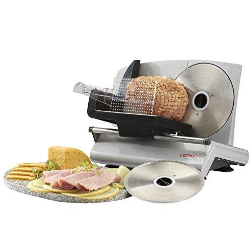 Electric Food Slicer Adjustable ...