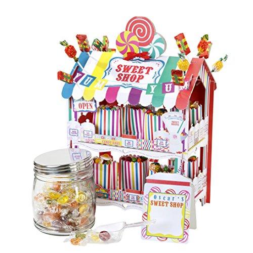 Talking Tables confitería/dulcería multicolor decorativa. Estilo retro, una decoración ideal para los...