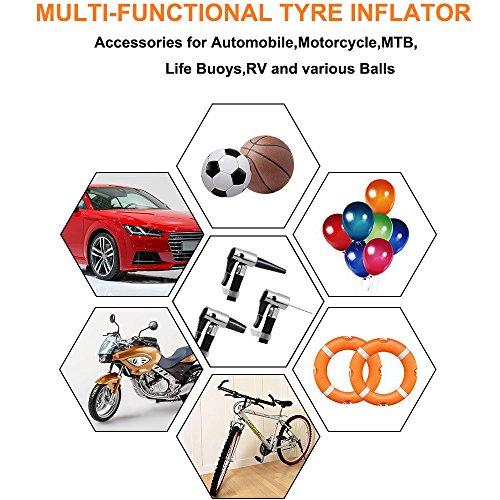 Stylingcar-digitale-manometro-per-pneumatici-auto-display-LCD-con-retroilluminazione-100-psi-7-bar-pneumatico-manometro-tester-strumento-per-auto-e-moto-con-valvole-Schrader-e-4-tappi-valvola-del-pneu