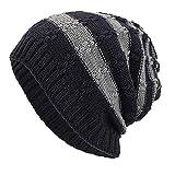 togel Strickmütze Damen Herren Warm Baggy Weave Crochet Winter Wolle Strick Ski Beanie Skull Caps Hut Volltonfarbe Strickmütze Lässige Klassische Mode Winter niedlich Elegante Mütze getroffen