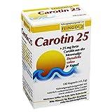 Carotin 25, 100 St. Kapseln