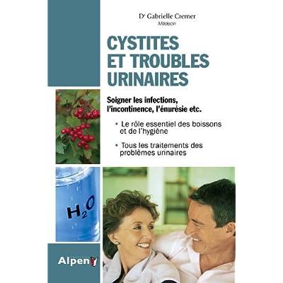 Cystites et troubles urinaires
