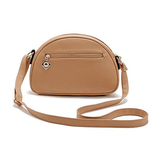 Eysee - Borsa a tracolla donna Light brown