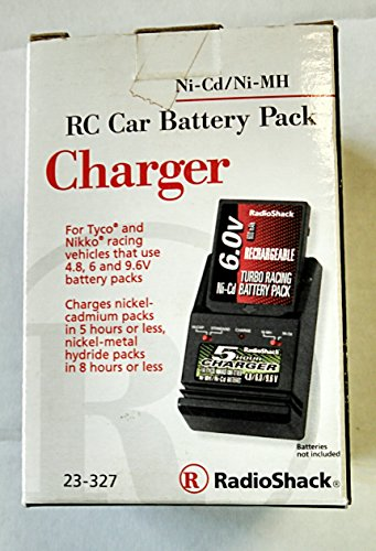 nikko-tyco-rc-car-battery-pack-charger-23-327-by-radioshack