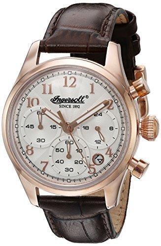 Ingersoll INQ042SLRS Armbanduhr - INQ042SLRS