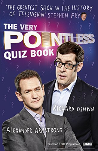 uiz Book: Prove your Pointless Credentials (Pointless Books Book 3) (English Edition) ()