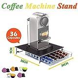 zhangecoffee Maschine Stand Kaffee Kapsel Schublade 36pcs