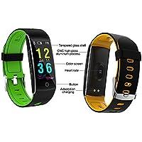 P4 Smart Bracelet, Blutdrucküberwachung, Herzfrequenzmessung, Schlafüberwachung, Schrittzählung, Kalorienüberwachung... preisvergleich bei billige-tabletten.eu