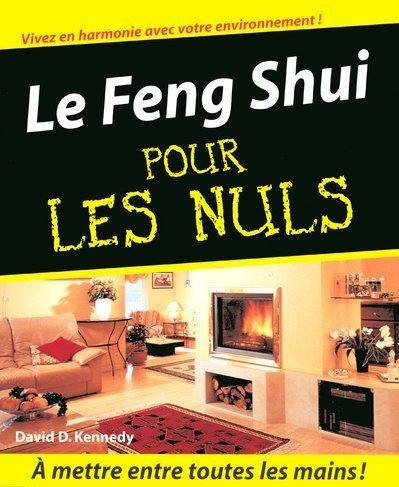 FENG SHUI POUR LES NULS par DAVID DANIEL KENNEDY