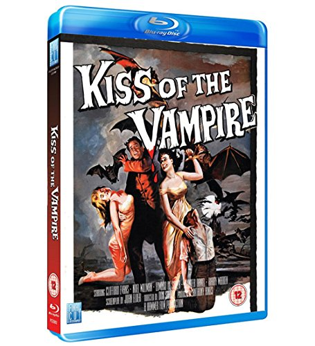 Bild von Kiss of the Vampire Blu-Ray [UK Import]