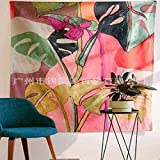 jtxqe European and American style new beach big square tapestry shawl summer