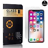 Anti Aceite 9H Alta Dureza Vidrio Templado Protector de Pantalla para Apple iPhone 11 6.1 Bear Village/® Protector de Pantalla iPhone 11 6.1 3 Unidades