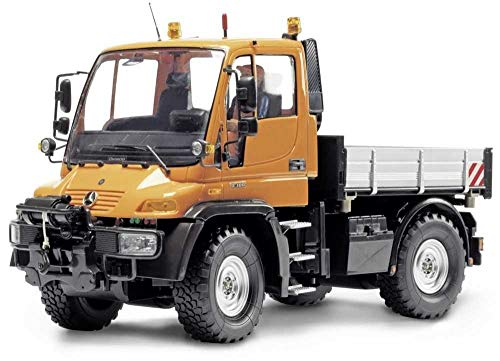 RC Auto kaufen Baufahrzeug Bild 3: Carson Modellsport Unimog Mercedes Benz U300 Bauhof 1:12 RC Einsteiger Funktionsmodell Baufahrzeug i*