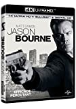 Jason Bourne [4K Ultra HD + Blu-ray + Copie Digitale UltraViolet]