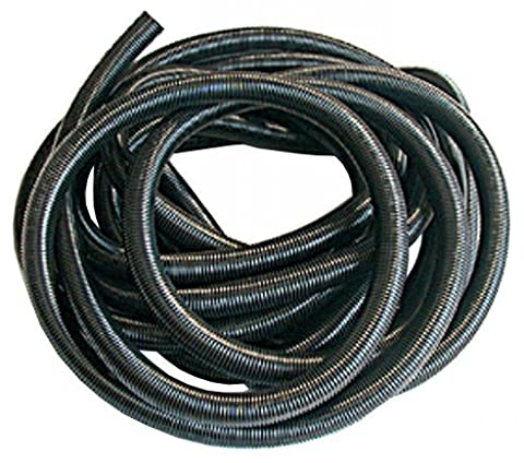 20 Meters of coil hose - 38 mm Diameter - Fits many industrial / commercial vacuum cleaners by Radvac by Radvac Industrial Range