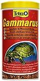 Tetra Gammarus hochwertiges Naturfutter für Wasserschildkröten aus ganzen Bachflohkrebsen