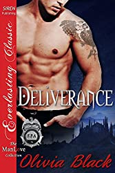 Deliverance [Federal Paranormal Agency 5] (Siren Publishing Everlasting Classic ManLove)
