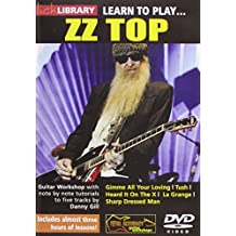 Lick Library: Learn To Play Zz Top