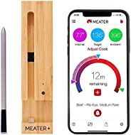 MEATER Plus | De Slimme Draadloze Vleesthermometer Met 50m Lang Bereik Voor De Oven, Gril, Keuken, Barbecue, R