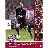 FC Bayern München Posterkalender - Kalender 2017