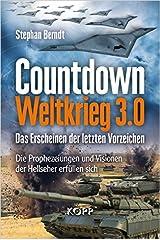 Countdown Weltkrieg 3.0 ( 29. April 2015 ) Unbekannter Einband