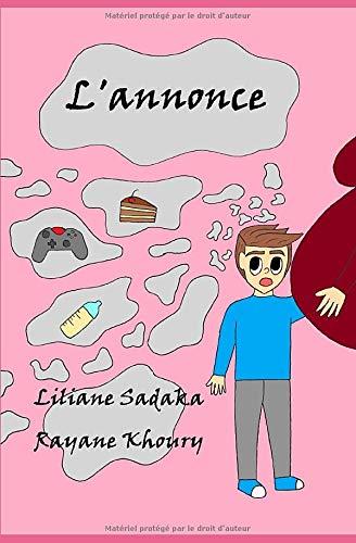 L'annonce par Liliane Sadaka