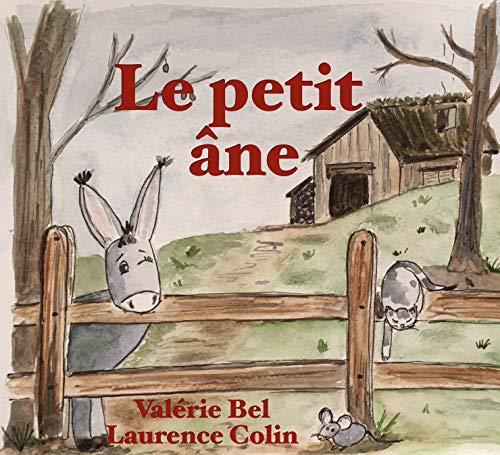 Couverture du livre Le petit âne