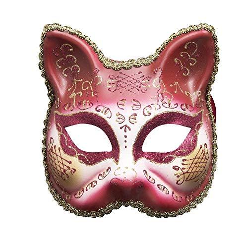 Bunte Malerei Maske Maskerade Venedig Ball Masken Erwachsene Prinz Augenmaske Halloween Dance Party Supplies Halloween (Halloween-gesicht-malerei Von Zombies)