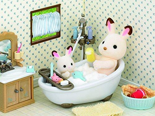 Sylvanian Families - Set da bagno