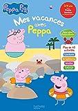 Mes vacances avec Peppa Pig 3/4 ans : De la Petite Section à la Moyenne Section